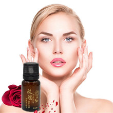 Professional wholesale foot sauna massage rose essential oil quality and cheap boby care SPA massage oil 10ML
