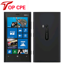 Original Unlocked Nokia Lumia 920 Windows 1GB RAM 32GB ROM 3G 4G 8MP GPS WIFI Bluetooth Touchscreen Refurbished Mobile Phone(China)