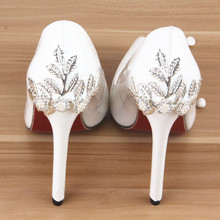 High Heels Women Pumps Glitter High Heel Shoes Woman Sexy Wedding Party Shoes Red Pointy Toe Basic Work Stilettos Pumps