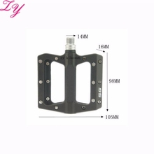 Nylon Fiber Bike Pedal High Quality Bicycle Pedal Anti-Slip Big Foot Pedal Bike Accessories Bearing Pedals ZY 5073