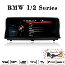 gps Win CE 8.8''car Reversing Track function for BMW 1 F20 bmw 2 F22 dvd Multimedia Radio Bluetooth Phonebook USB Touch Screen(China)