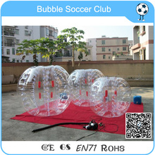 Cheap price inflatable Body Zorb Ball, Bumper Ball, Bumping Ball with a pump