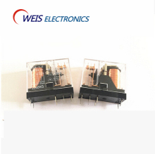 Free shipping 5 PCS/LOT Power PCB Relay 12V G2R-2-12V Two open two closed 5A 8 feet g2r-2 12v relay 5a 8pin 100% NEW oriainal