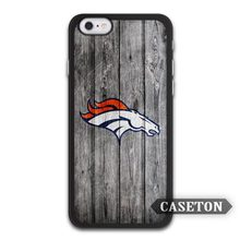Denver Broncos American Football Case For iPhone 7 6 6s Plus 5 5s SE 5c 4 4s and For iPod 5