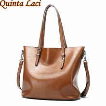 Quinta Laci Women bag 2017 autumn winter New Retro British style handbag shoulder bag leisure handbag