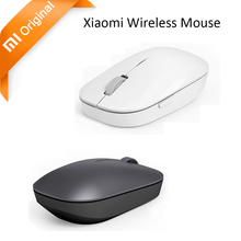 Newest Original Xiaomi Mouse Wireless Mouse 2.4Ghz 1200dpi Portable Mouse For Macbook Windows 8 Win10 Laptop Computer Video Game(China)