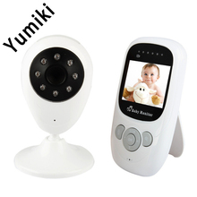 2.4 Inch 2.4Ghz Wireless Digital Video Baby Monitor Night Vision IR LED Baba Baby Camera 2Way Talk Electronic Babysitter