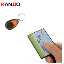 H101 Advanced Wireless Key Finder Remote Key Locator Anti-Lost Alarm RF Wireless Anti-lost Alarm Electronic Key Finder Set