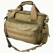 "WINFORCE Tactical Gear / ""Lance"" Light Bag /100% CORDURA / QUALITY GUARANTEED MILITARY AND OUTDOOR SHOULDER BAG"