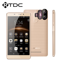 "Original Leagoo M8 Pro 4G LTE Mobile Phone Android 6.0 MT6737 Quad Core 5.7""HD 2GB RAM 16GB ROM 13.0MP Fingerprint"