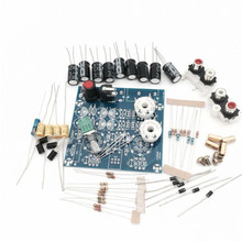 Tube Amplifiers Audio board Amplificador Pre-Amp Audio Mixer 6J1 Valve Preamp Bile Buffer Diy Kits