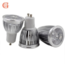 3W 5W 7W LED COB bulb Gu10 LED bulbs Dimmable Cheap Energy Saving Spot Light E27 220v LED SpotLight Diamond Lens LED Spot bulbs