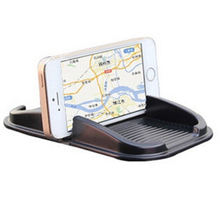 High Quality Car Anti-Slip Mat PVC Auto Dashboard Multi-functional Anti-skid Non Slip Pad for GPS PDA Cellphone
