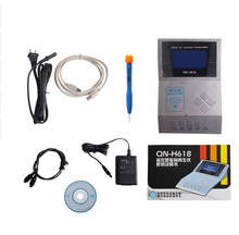 Diagauto QN-H618 remote controller master for wireless RF remote controller updatable H618 key programmer remote controller(China)