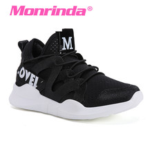 Monrinda New Sport Shoes Woman 2017 Women's Running Shoes Breathable Lightweight Female Sneakers Outdoor Joging Athletic Shoes(China)