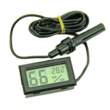 2016 hot sales Mini 100% brand new and high quality Digital LCD Thermometer Hygrometer Temperature Humidity Meterr