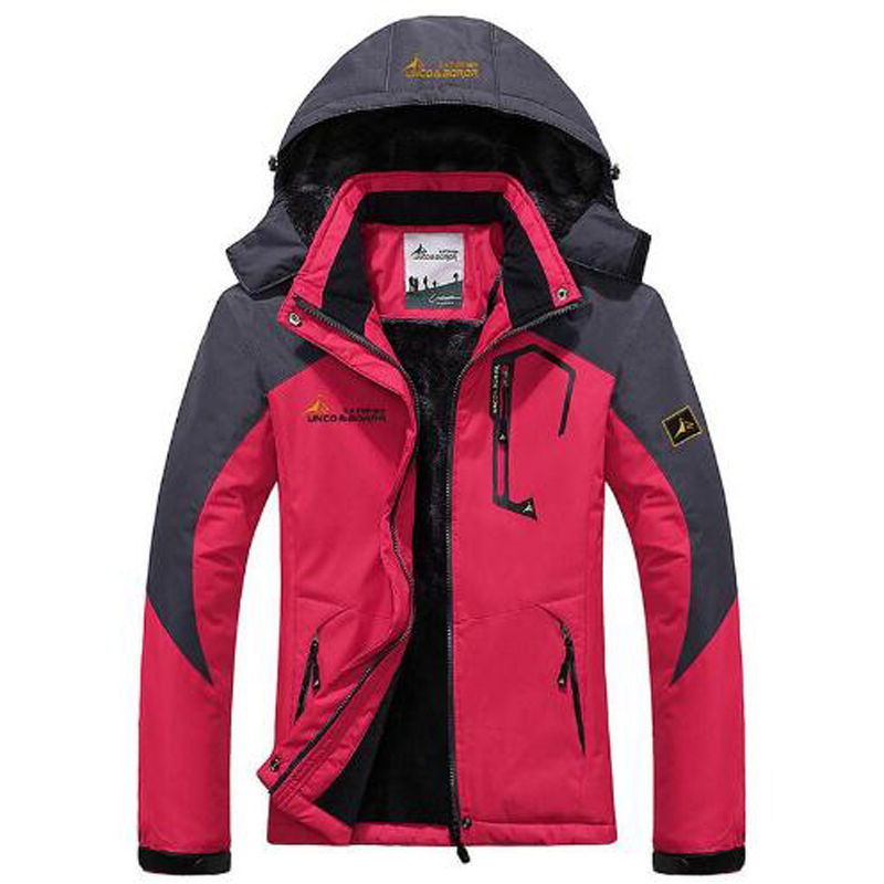 Winter Jacket Women 2017 New Winter Plus velvet warm windproof Womens parka Femme Woman And Men Outwear ClothesОдежда и ак�е��уары<br><br><br>Aliexpress