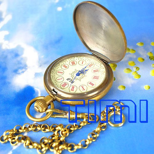wholesale VINTAGE Train Steam Engine Pattern Pocket Watch Old Look freeship<br><br>Aliexpress