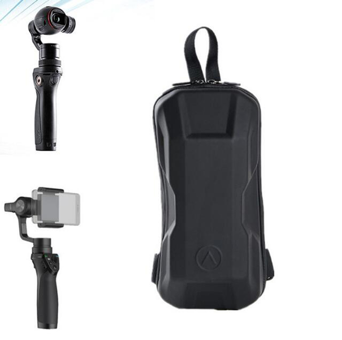 OSMO Mobile bag shoulder small backpack waterproof zipper box hard shell case compatible with DJI OSMO/OSMO Mobile <br><br>Aliexpress