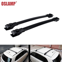 Oslamp 2PCS Roof Rack Cross Bar 68KG 150LBS For Toyota Sienna 2011-2017 Luggage Carrier Bike Rack Cargo Basket(China)