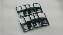 Wholesale 10Pcs New Black Front Faceplate Fascia Housing Case Cover Shell for iPod 5th Gen Video 30GB 60GB 80GB