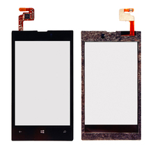 For Nokia Lumia 520 Touch Screen with Digitizer Replacement part Black