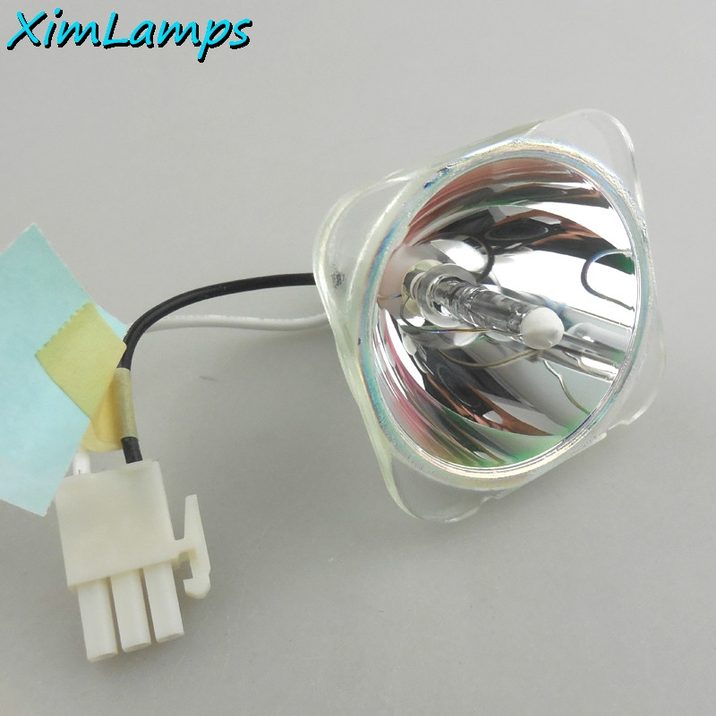 Replacement Projector Bare Lamp 5J.J0A05.001 SHP132 for BENQ MP515 MP515ST MP526 MP576 MP515P MP525 Projector<br>