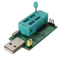1PC New Arrival CH341A 24 25 Series Flash BIOS DVD USB Programmer Module Board