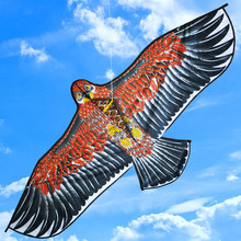 New Toys  Brand  Huge Eagle Kite With String And Handle Novelty Toy Kites Eagles Large Flying For  Gift
