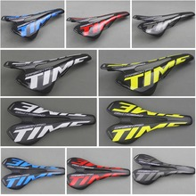 Bicycle full Carbon Saddle Road and MTB Cycling Bike Carbon Fiber Seat Saddles Cushion Free Shipping bicycle part