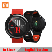 Original Xiaomi HUAMI AMAZFIT English Version Pace Sport Smart Watch Smartwatch Bluetooth WiFi 1.2GHz 512MB/4GB GPS Heart Rate