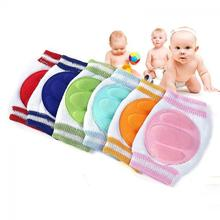 6 Colors Kids Safety Crawling Elbow Cushion Infants Toddlers Baby Knee Pads Protector Warm Safe Baby Care Necessaries(China)