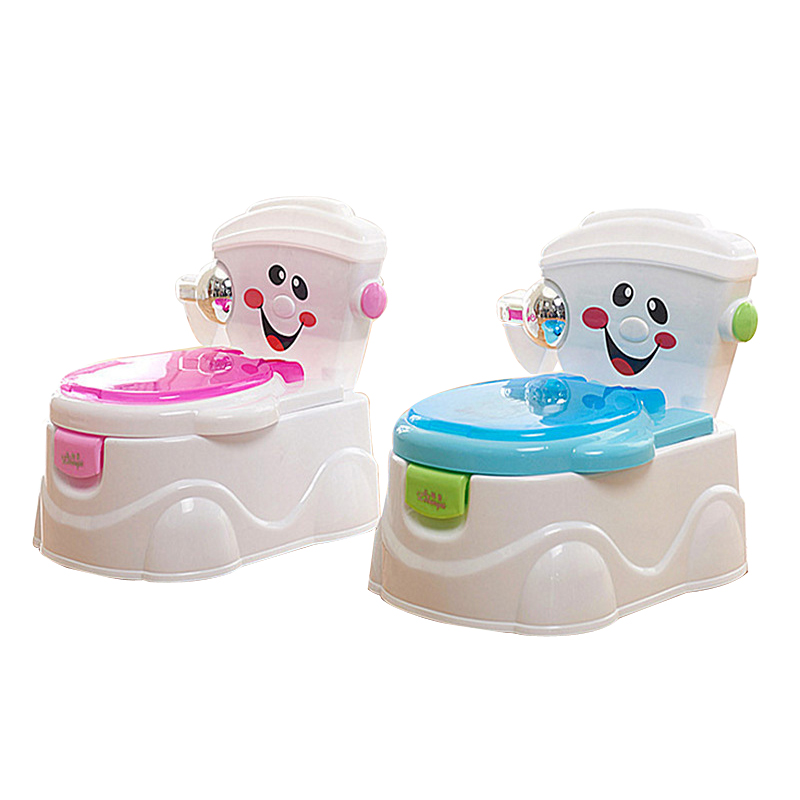Portable Baby Potty Multifunction Baby Toilet Car Potty Child Pot Training Girls Boy Potty Kids Chair Toilet Seat Childrens Pot<br>