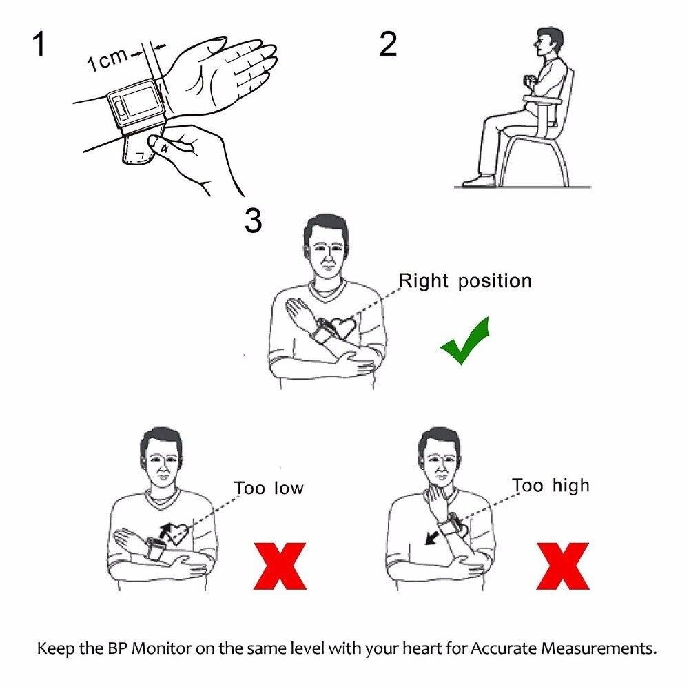 ZOSS or Russian Voice Cuff <font><b>Blood</b></font> Presure <font><b>Monitor</b></font> Heart Rate Tonometer
