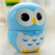 60 Minutes Cute Owl Cartoon Kitchen Timer Cooking Mechanical Reminder Alarm Clock Portable Kitchen Cooking Tools
