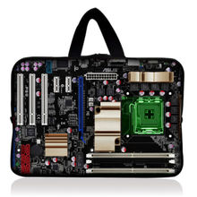 "Mainboard Laptop Case Cover Bag Sleeve For 9.7"" 11.6"" 12"" 10.6"" 13.3'' 13'' 15'' 14"" 17"" 17.3"" 15.6 Sony Dell Macbook Lenovo Hp(China)"