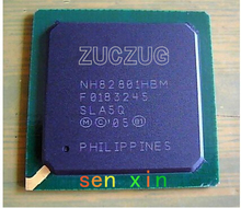 1 PC NH82801HBM 82801HBM SLA5Q BGA IC new original authentic(China)