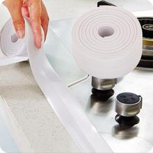 1pack kitchen corner line waterproof tape 3.2M*4cm  moisture mold seams Protector (2015130)