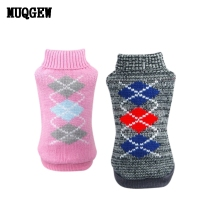 MUQGEW Dog Jaket Winter Warm Sweater Pet Dog Clothes Winter Warm Dog Coat Clothing For Dog Roupas Para Cachorro(China)