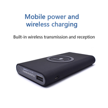 Buy 20000mAh Power Bank External Battery Quick Charge Wireless Power bank Portable Mobile Phone Charger IPhone 8 8plus X for $23.16 in AliExpress store