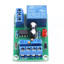 12V Intelligent Charger Module Power Supply Controller Board Automatic Charging/OFF Module Anti-Transposition Smart Charger