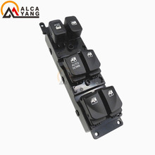 "With ""AUTO"" Malcayang Master Power Control Window Switch for Hyundai Accent 2007-2008 93570-1E110 935701E110(China)"