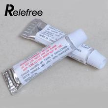 5 pcs Swimming PVC Adhesive Inflatable Repair Glue Tube Patch Kit for Boat Pool Yoga Ball swim ring toys with 10 patch film(China)