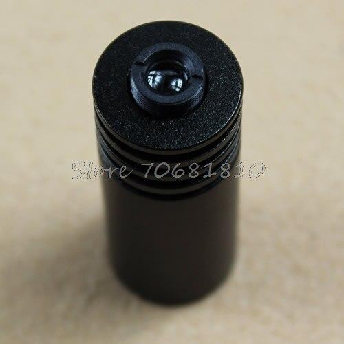 Fall mit Objektiv für 5,6 mm TO-18 Laserdiode Gehäuse 12x40mm Haus