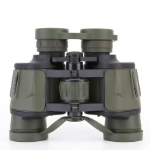 High Times Professional Binoculars 8x40 Big Vision Hunting Optical Sport High Quailty Telescope Tourism Outdoor(China)