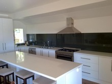 Modern kitchen cabinet doors white color
