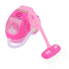 Hot! Early Educational Kids Play Toys Simulation Vacuum Cleaners Tool Children Play House Toys Household Appliances Kids Toys(China)