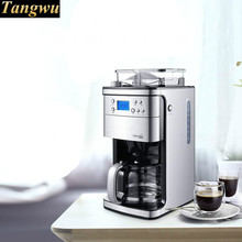 coffee maker USES fully automatic drip - American mill made pot(China)