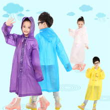Waterproof Raincoat Kids Rain Coat Kids Girls Impermeables Para Lluvia Mujer Disposable Chuva Raincoat For Children DDG5ZY