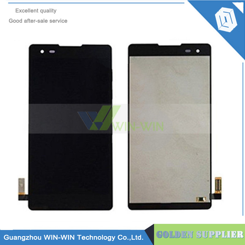 5.0 Spare Parts For LG X Style K200 K200DS LCD Screen Display + Touch Screen Digitizer Assembly Free shipping Black/White<br>